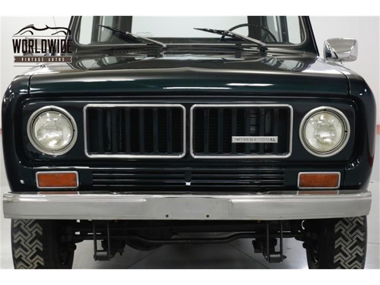 1973 International Scout for sale in Denver , CO – photo 20