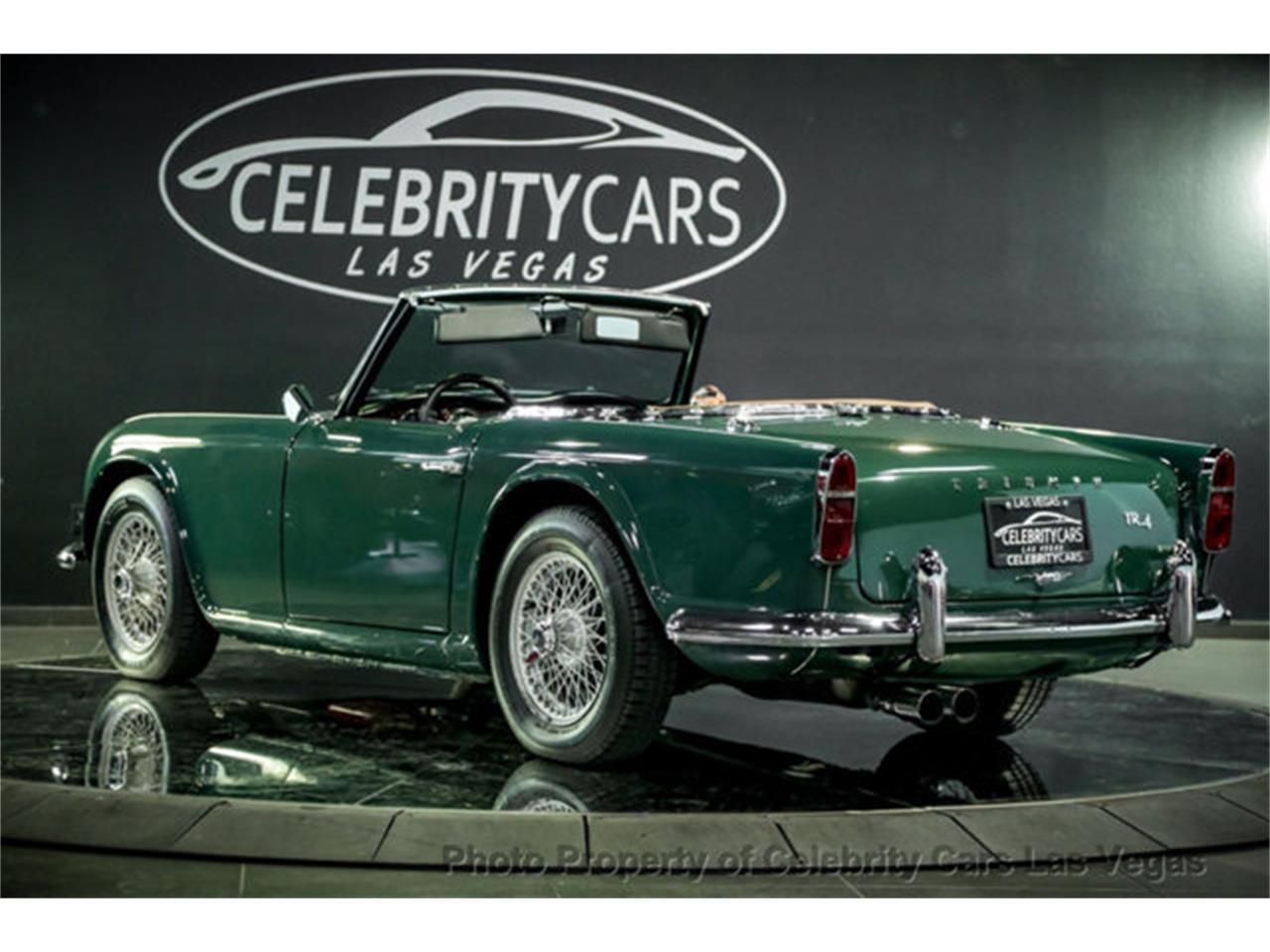 1965 Triumph TR4 for sale in Las Vegas, NV / ClassicCarsBay com
