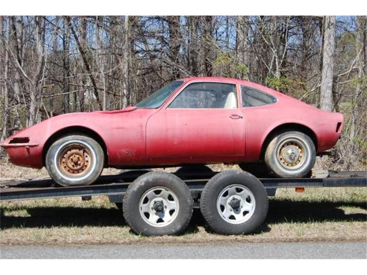 1972 Opel GT for sale in Cadillac, MI – photo 4