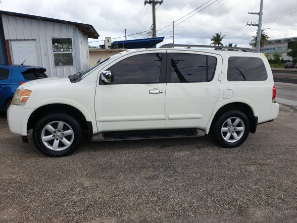 NISSAN ARMADA 4WD for sale in Other, Other – photo 2