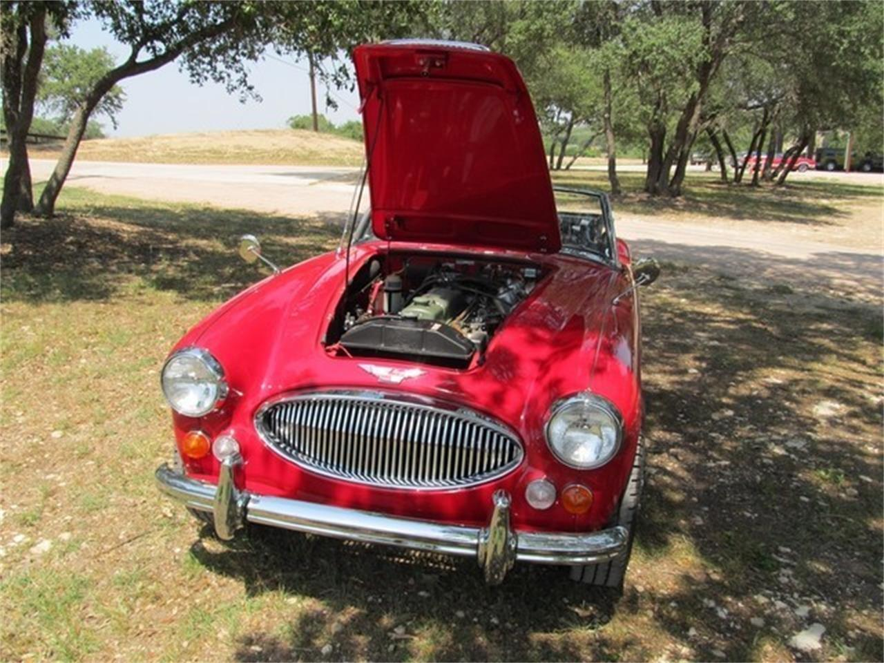 1967 Austin-Healey 3000 for sale in Liberty Hill, TX – photo 12