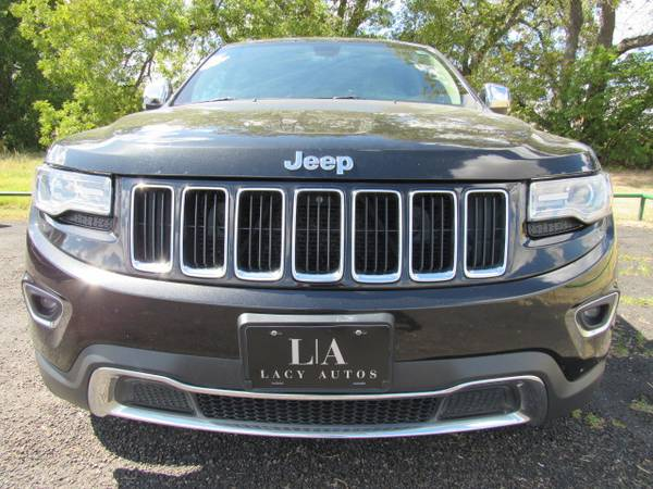 2014 Jeep Grand Cherokee Limited - Loaded, Warranty, Locally Owned for sale in Waco, TX – photo 3