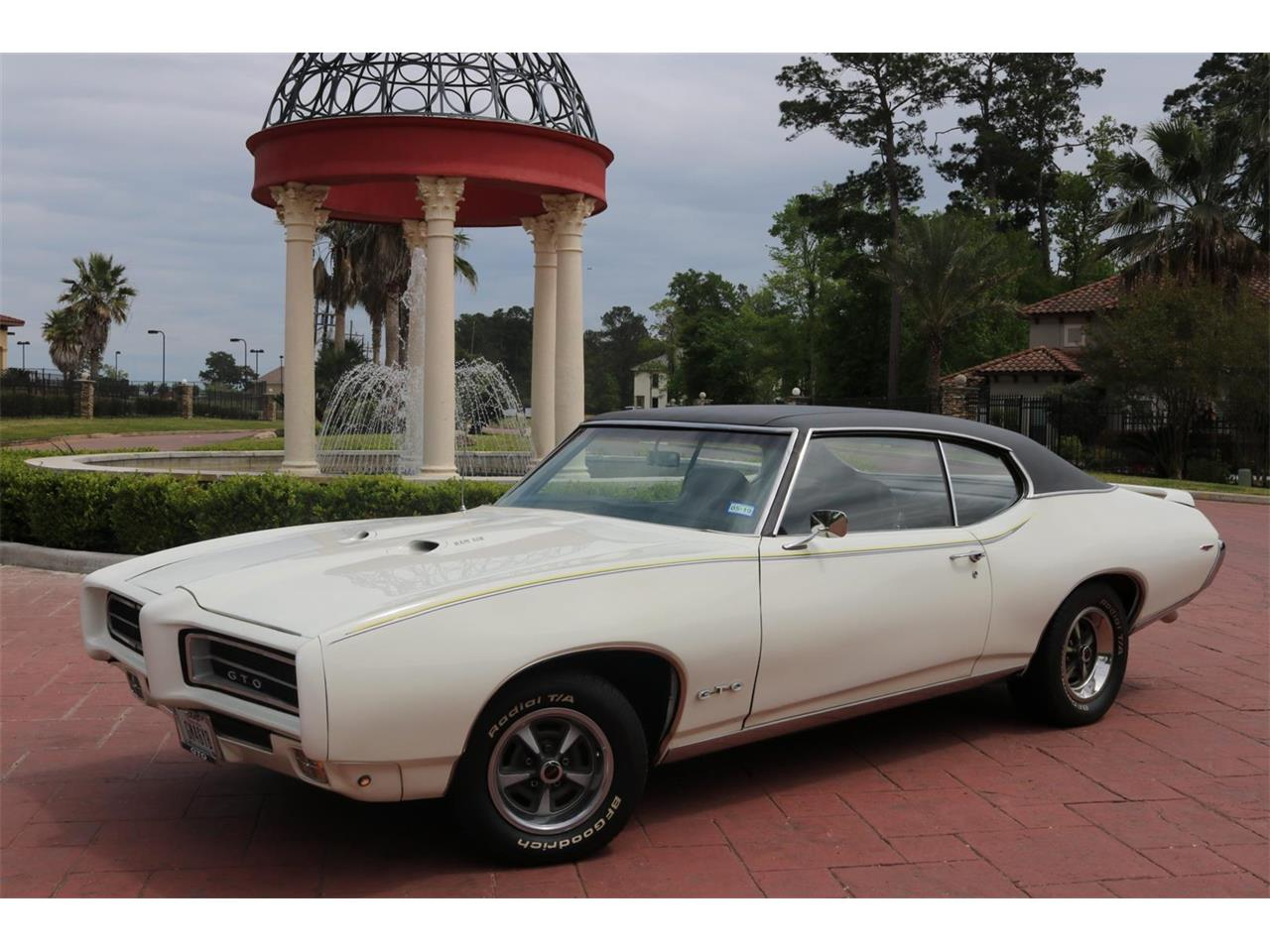 1969 Pontiac GTO for sale in Conroe, TX – photo 3
