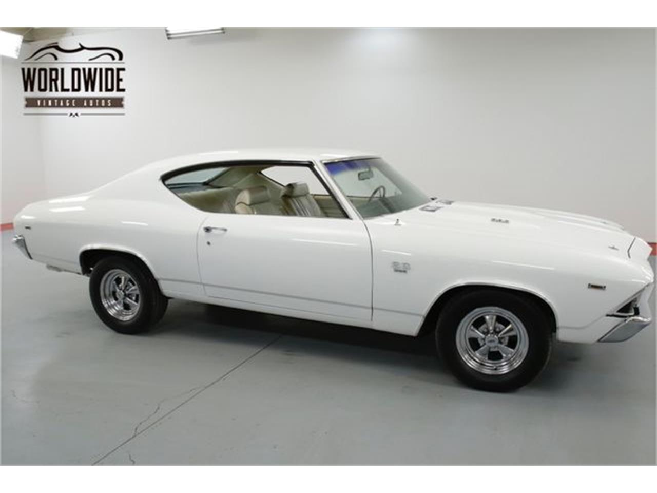 1969 Chevrolet Chevelle SS for sale in Denver , CO – photo 7