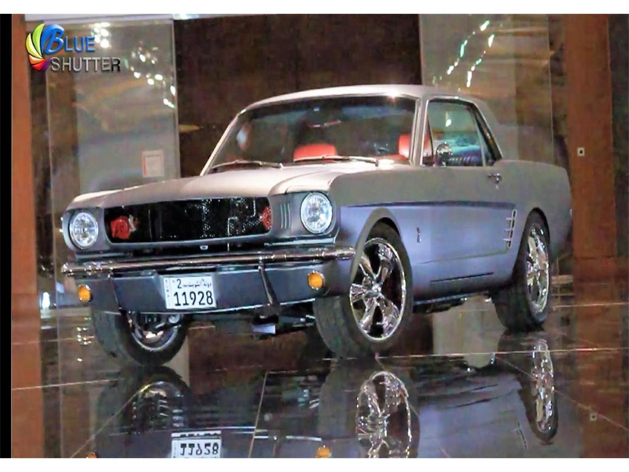 1966 Ford Mustang For Sale In Kuwait Kuwait Classiccarsbay Com