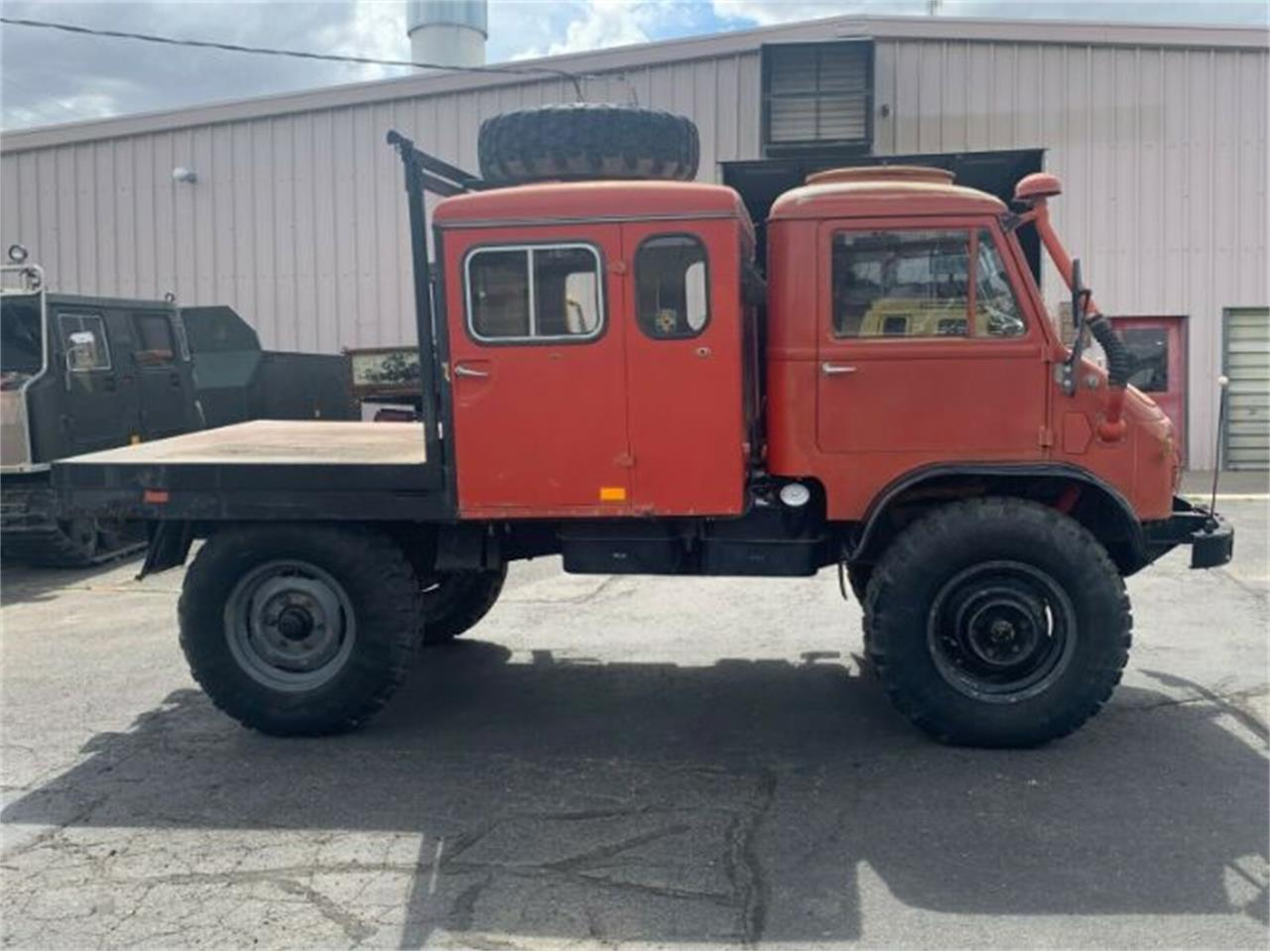 1965 Mercedes-Benz Unimog for sale in Cadillac, MI – photo 3
