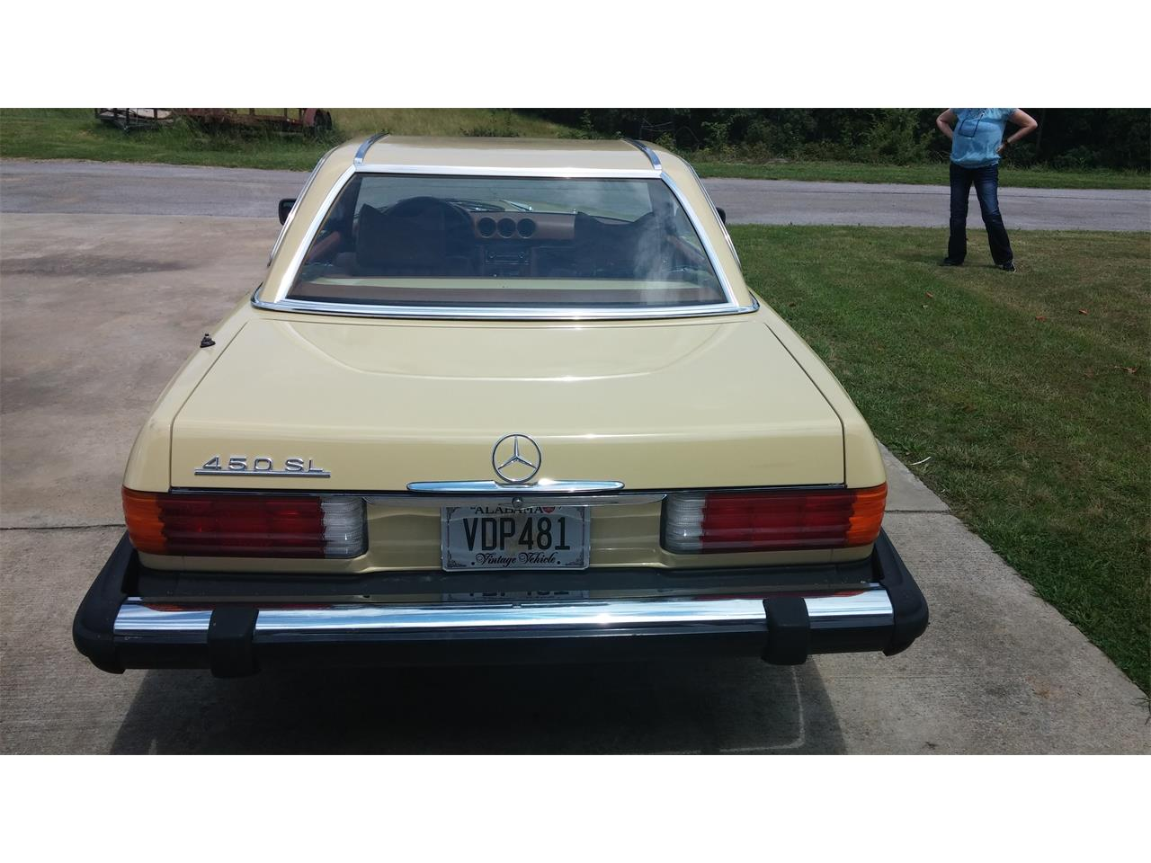 1978 Mercedes-Benz 450SL for sale in Haleyville, AL – photo 14