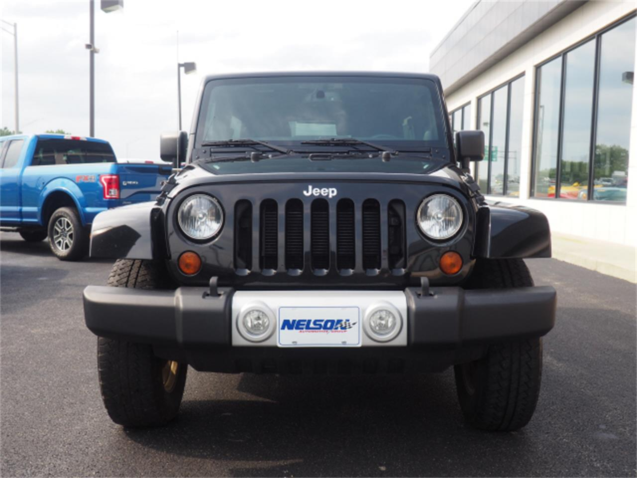 2013 Jeep Wrangler for sale in Marysville, OH – photo 7