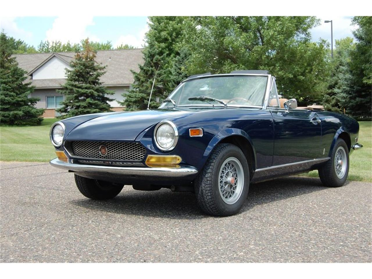 1972 Fiat 124 for sale in Rogers, MN – photo 12