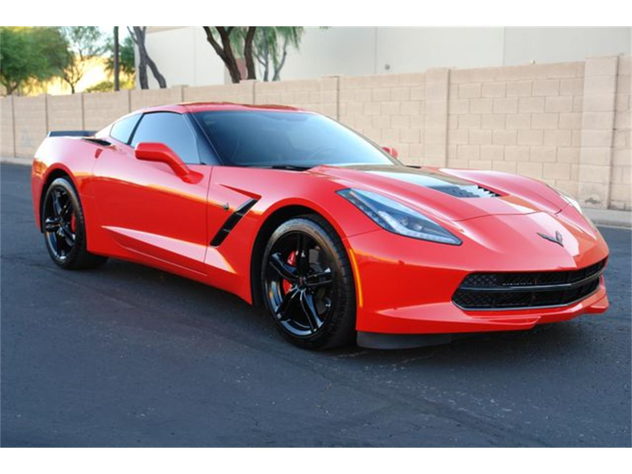 2017 Chevrolet Corvette for sale in Phoenix, AZ