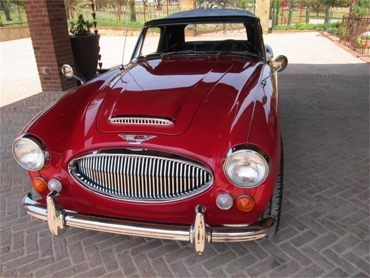 1967 Austin-Healey 3000 for sale in Liberty Hill, TX – photo 3