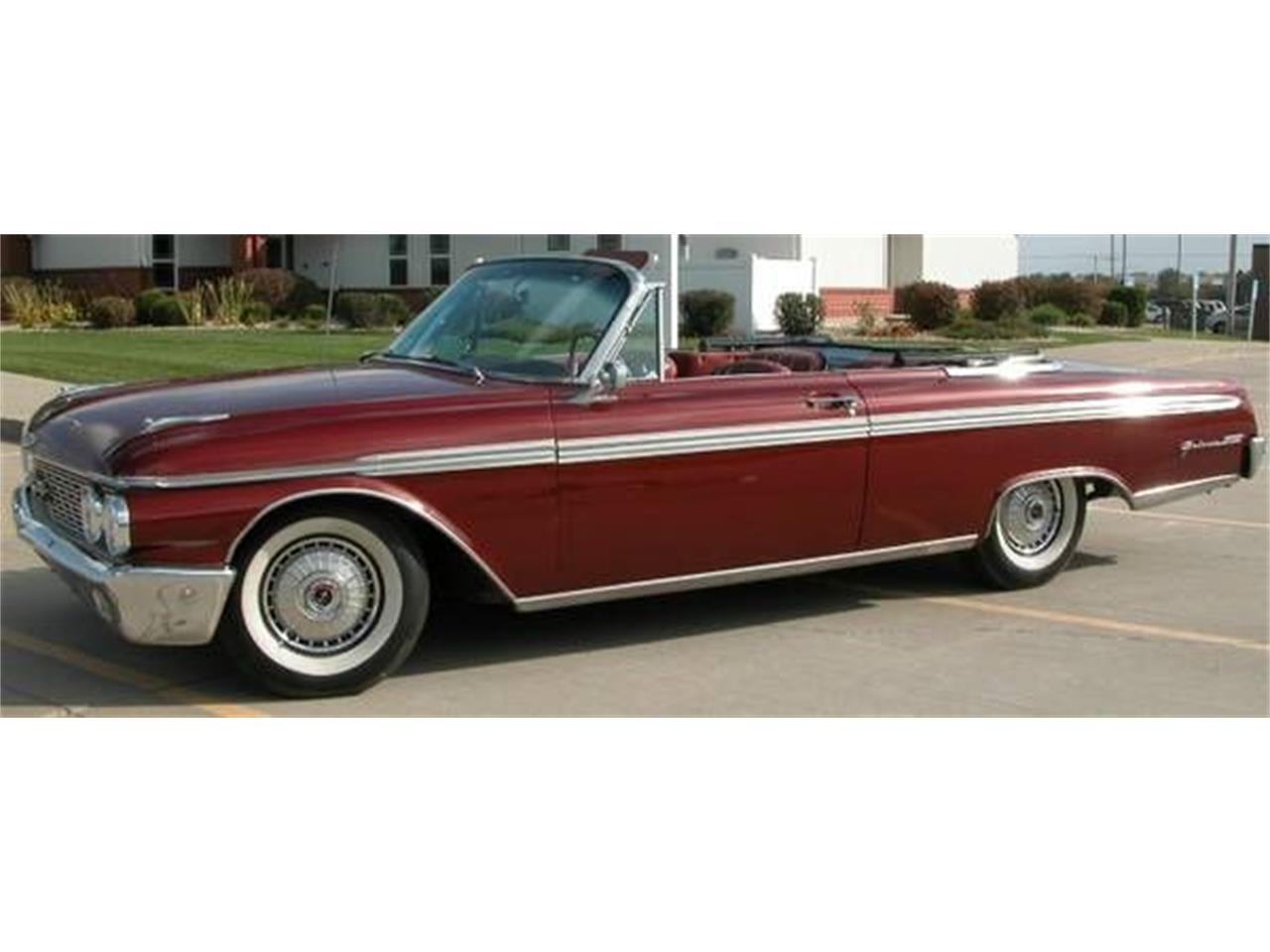1962 Ford Galaxie for sale in Cadillac, MI – photo 20