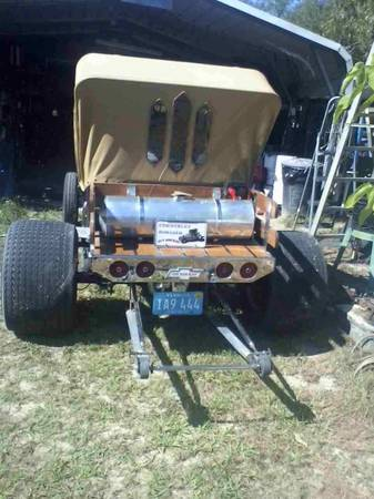 23 T Bucket for sale in Crystal River, FL / ClassicCarsBay.com