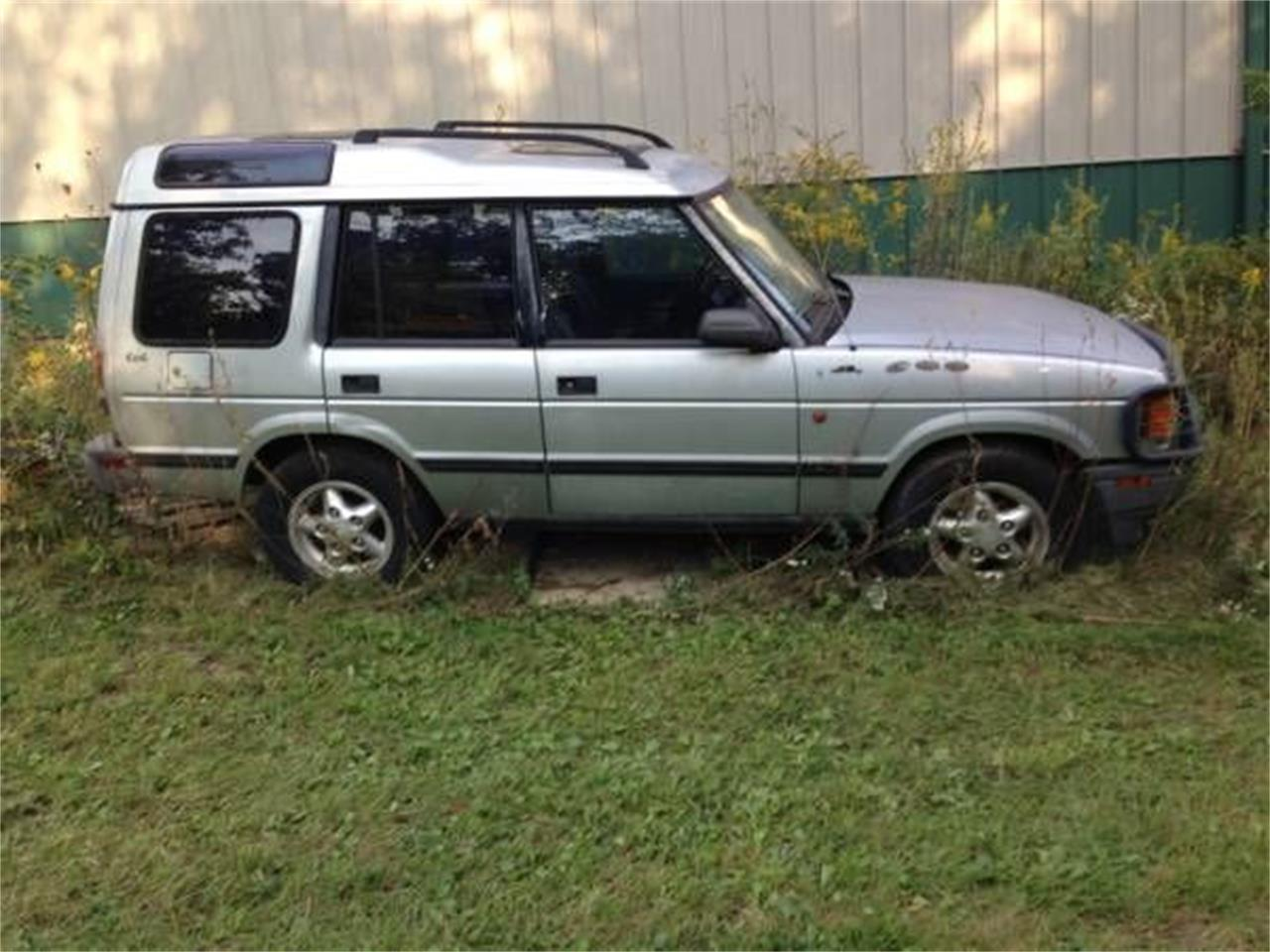 1996 Land Rover Discovery for sale in Cadillac, MI