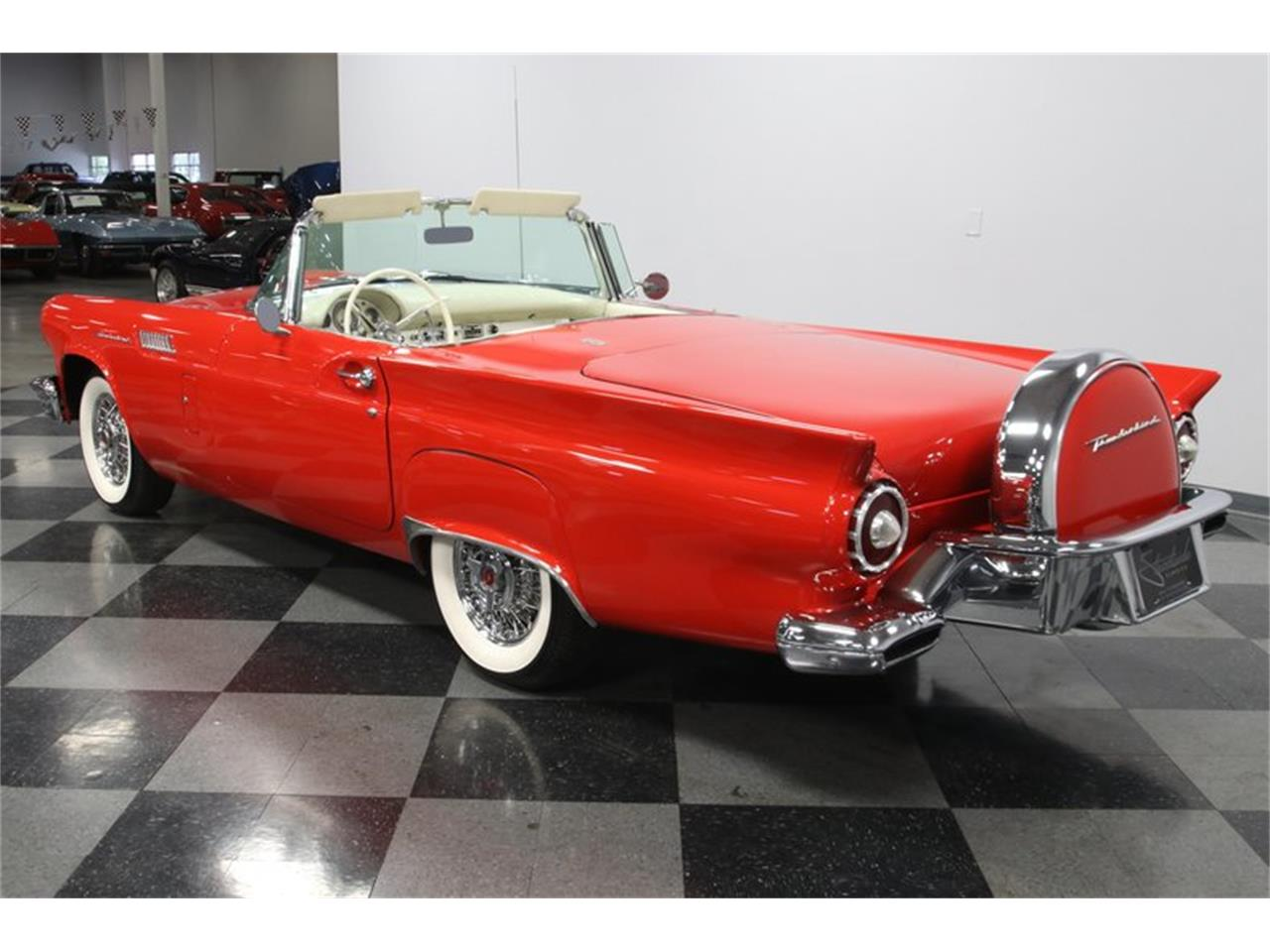 1957 Ford Thunderbird for sale in Concord, NC – photo 8