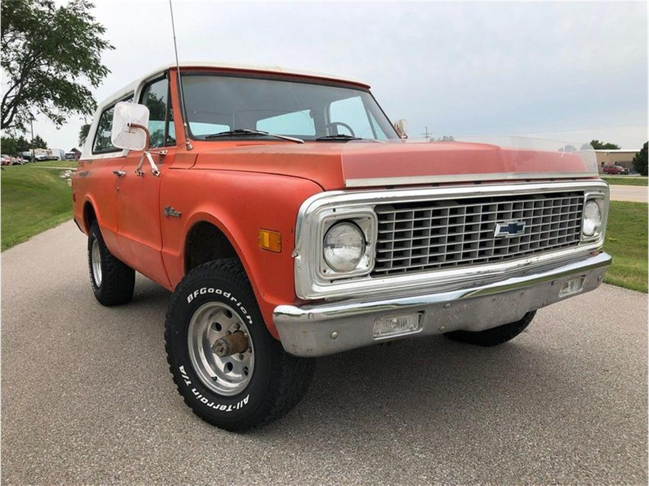 1972 Chevrolet Blazer for sale in Lincoln, NE – photo 4