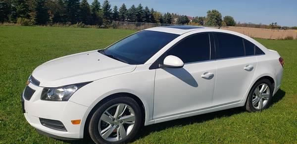 2014 Chevy Cruze Lt Diesel 77k Miles Warranty For Sale In Greenville Wi Classiccarsbay Com