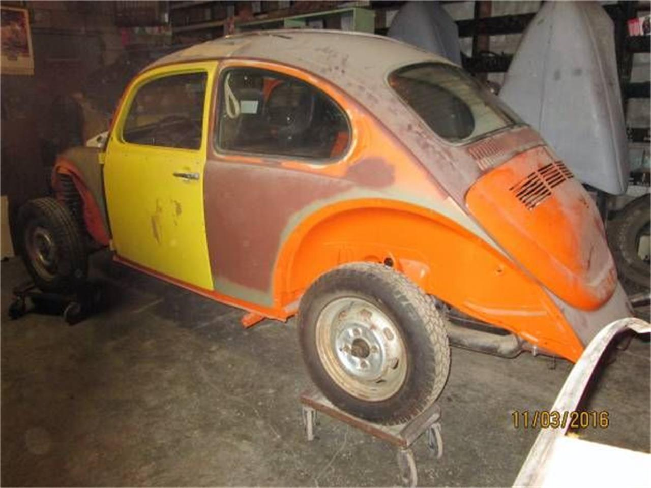 1972 Volkswagen Beetle for sale in Cadillac, MI – photo 3