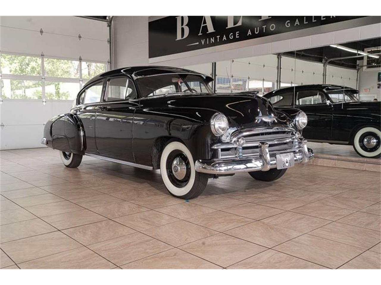 1950 Chevrolet Fleetline for sale in St. Charles, IL