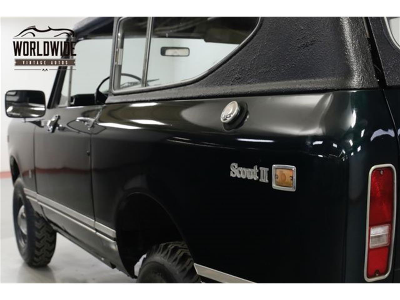1973 International Scout for sale in Denver , CO – photo 24