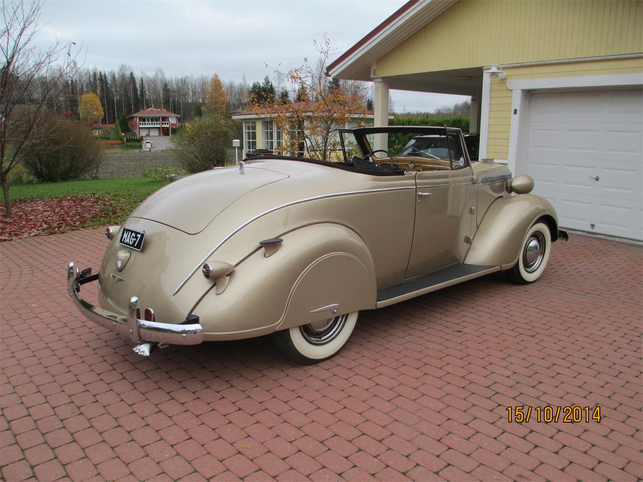 1937 Chrysler Royal for sale in Helsinki, Vantaa – photo 4