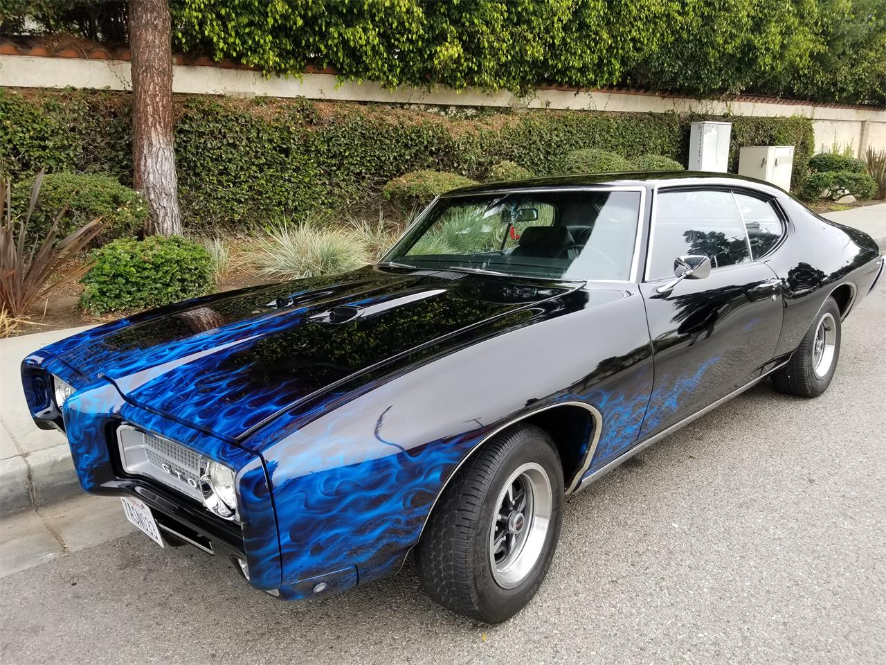 1969 Pontiac GTO for sale in Los Angeles, CA – photo 2