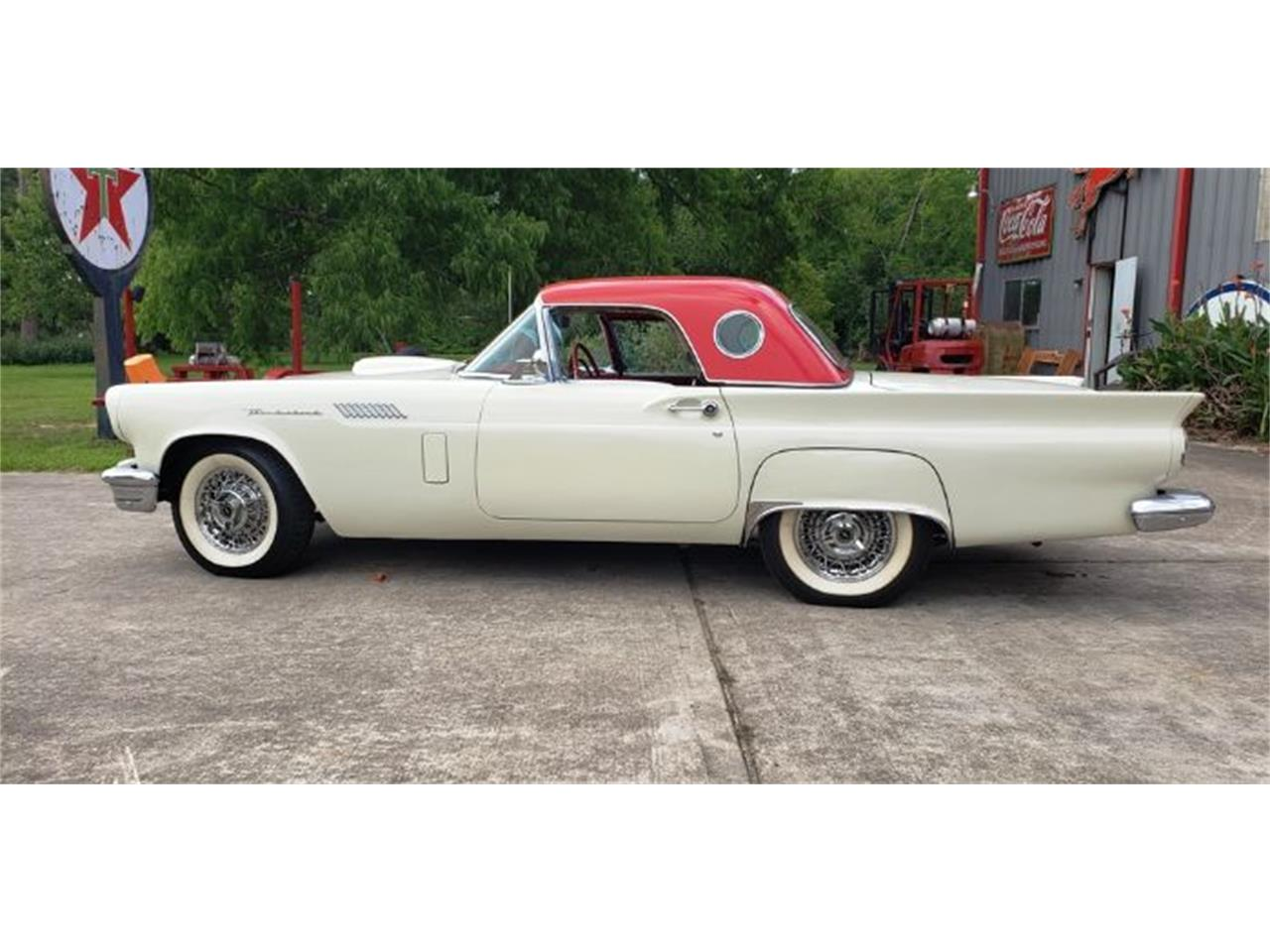 1957 Ford Thunderbird for sale in Cadillac, MI – photo 11