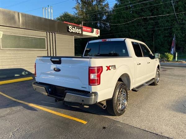 2018 Ford F-150 4x4 F150 XLT 4WD Truck - cars & trucks - by dealer -... for sale in Bellingham, WA – photo 4