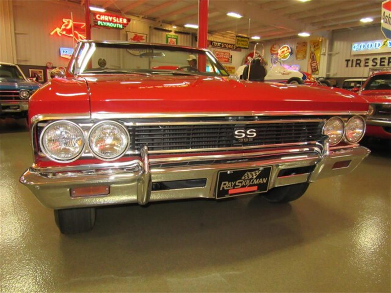 1966 Chevrolet Chevelle Malibu SS for sale in Greenwood, IN – photo 12