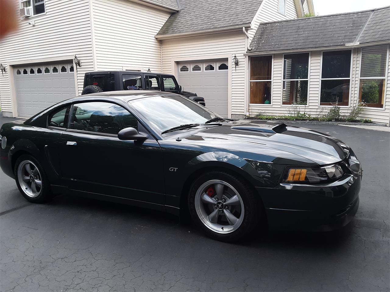 2001 Ford Mustang for sale in Madbury, NH