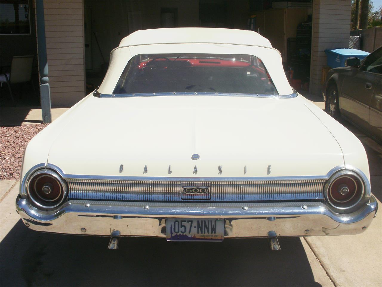 1962 Ford Galaxie 500 for sale in Phoenix, AZ – photo 10