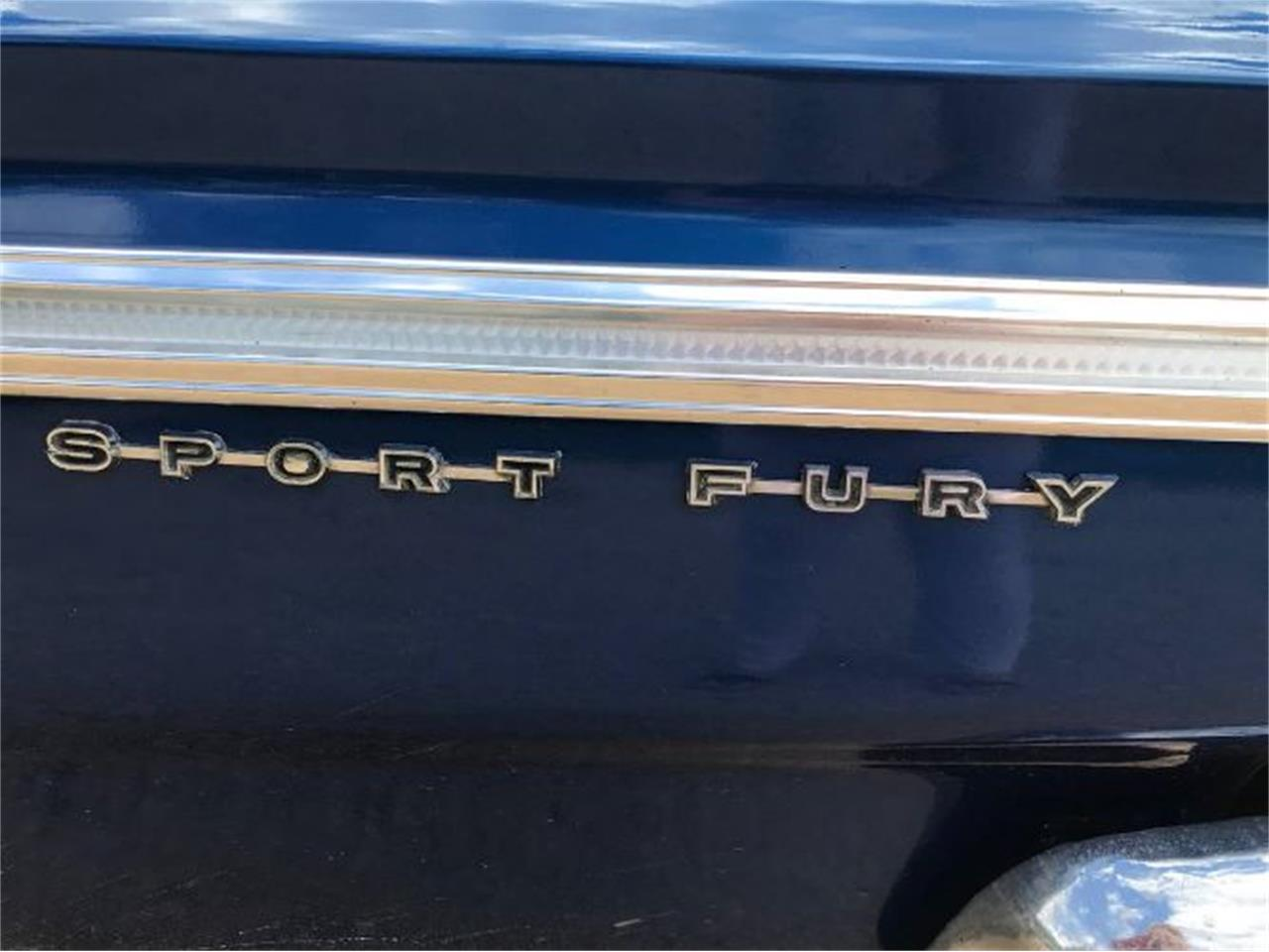 1964 Plymouth Sport Fury for sale in Cadillac, MI – photo 2