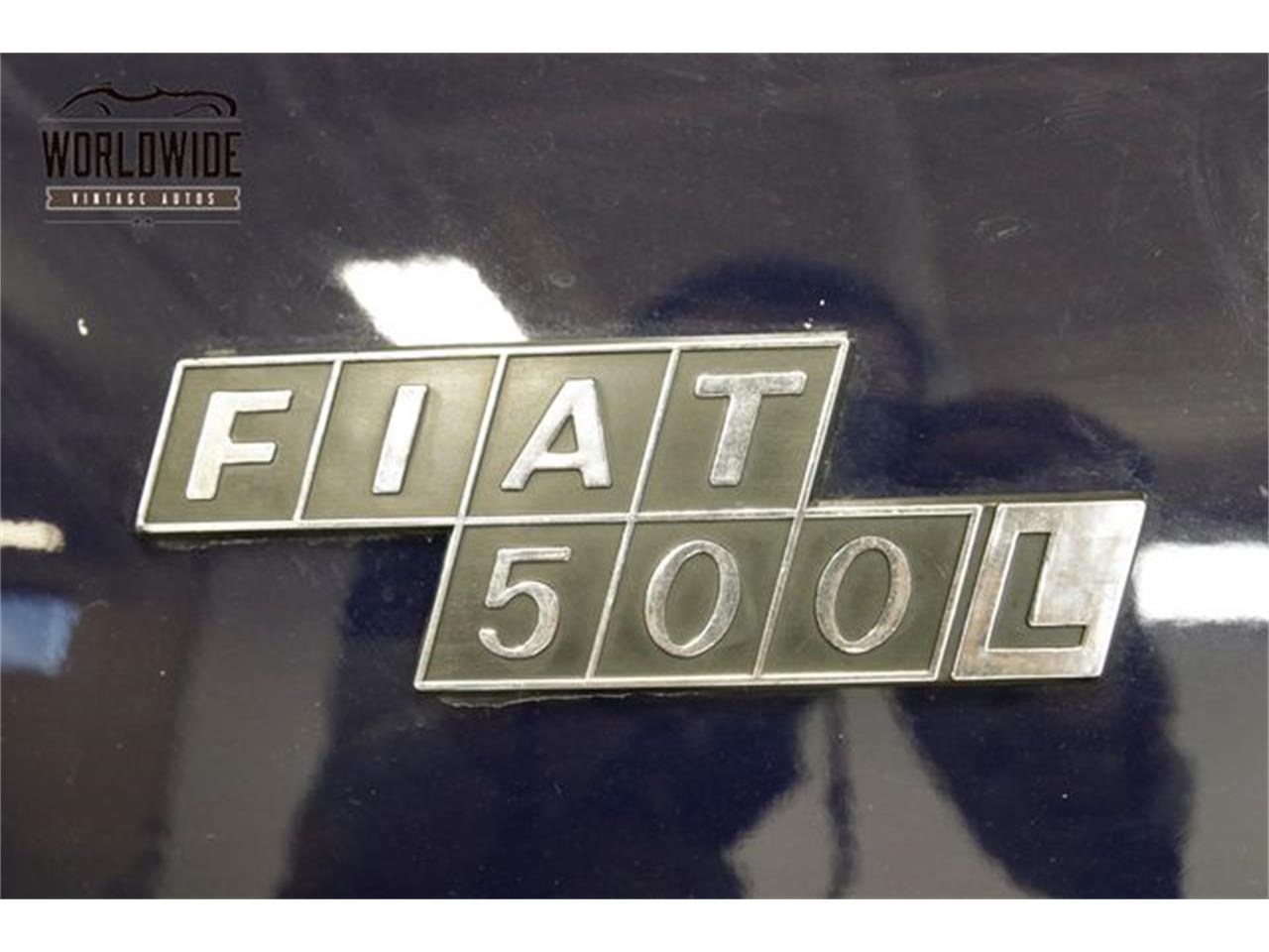 1971 Fiat 500L for sale in Denver , CO – photo 59