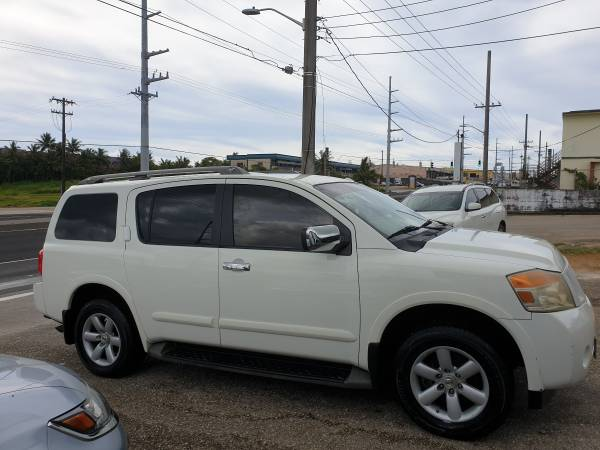 NISSAN ARMADA 4WD for sale in Other, Other – photo 3