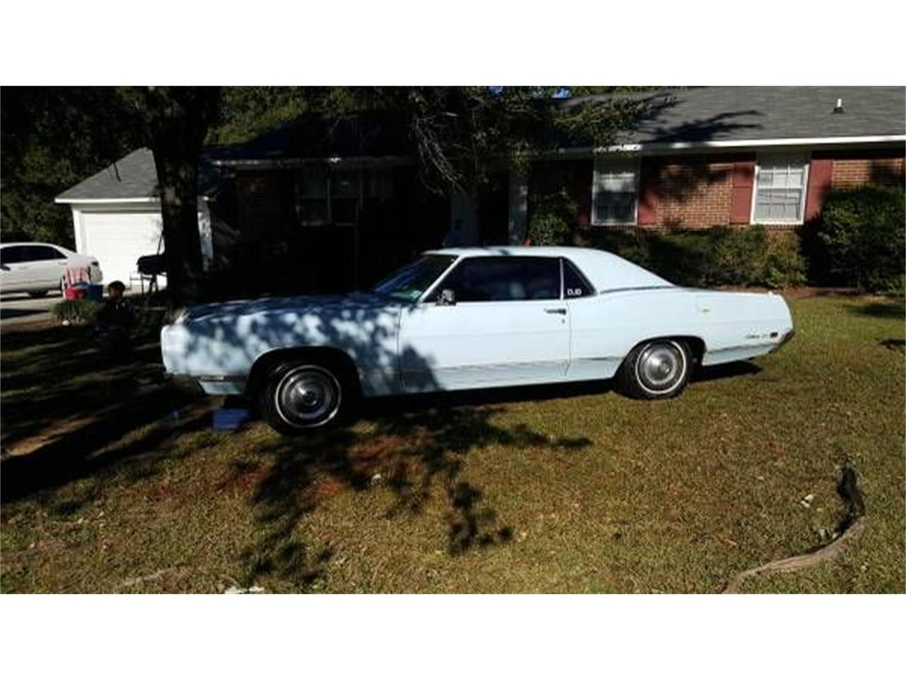 1969 Ford Galaxie 500 for sale in Cadillac, MI