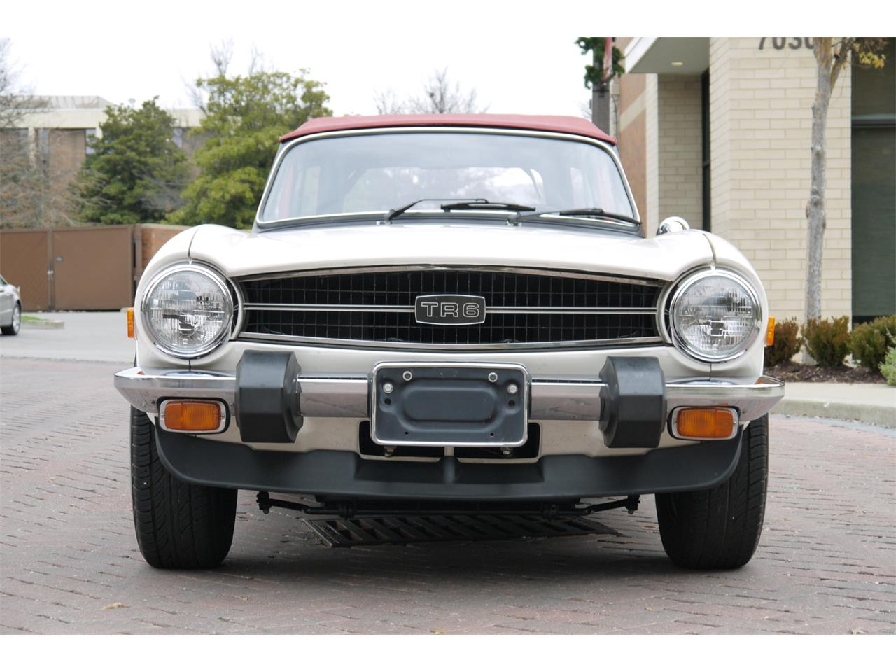 1976 Triumph TR6 for sale in Brentwood, TN – photo 19