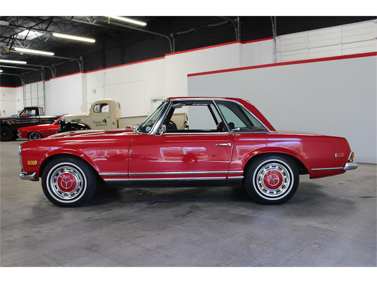 1970 Mercedes-Benz 280SL for sale in Fairfield, CA – photo 15