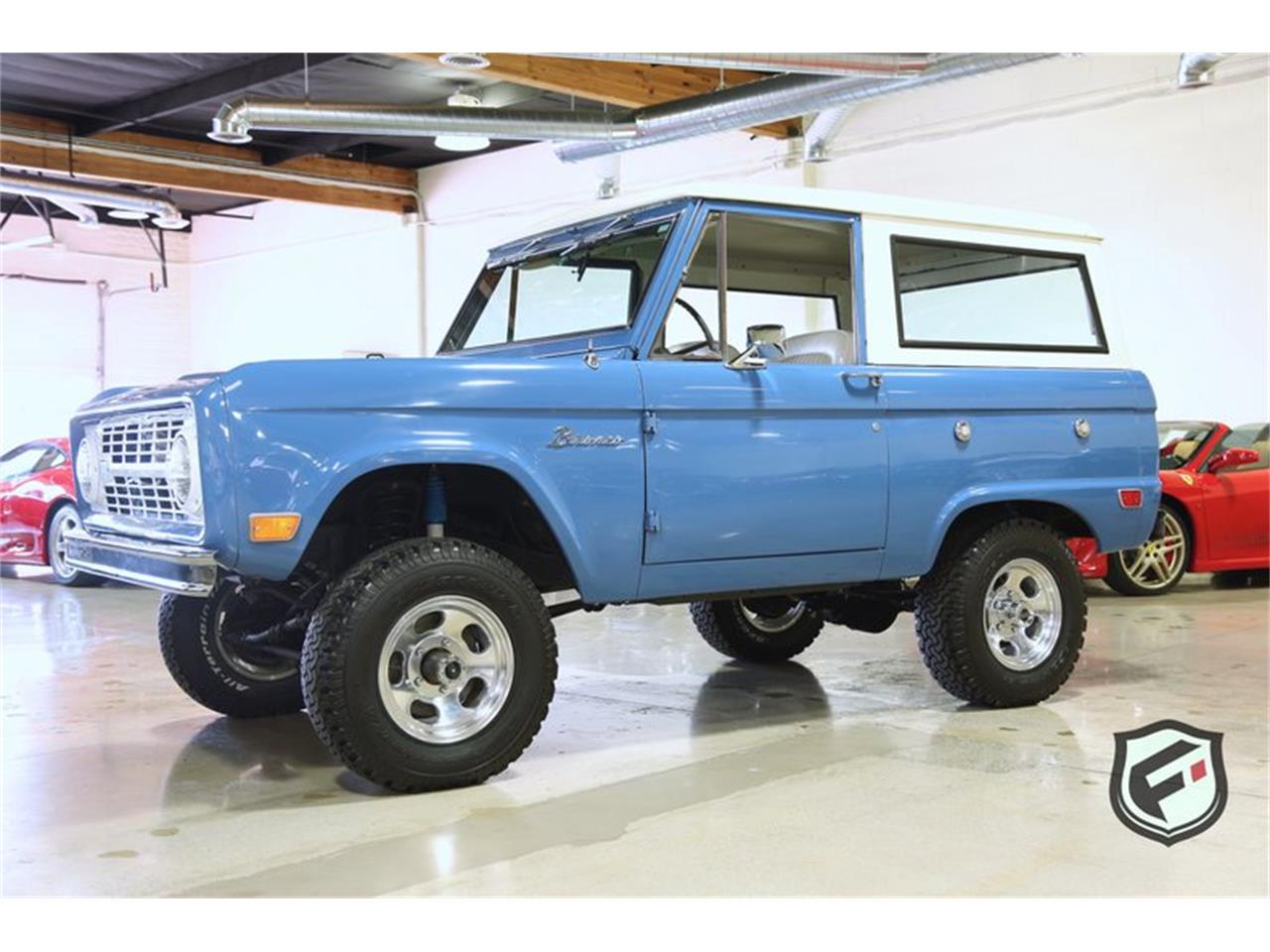 1968 Ford Bronco for sale in Chatsworth, CA – photo 6