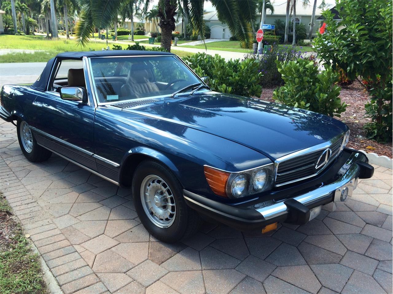1985 Mercedes-Benz 380SL for sale in Marco Island, FL – photo 3