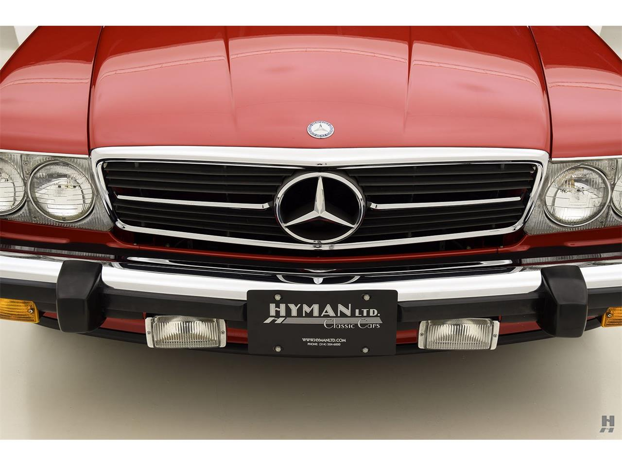 1987 Mercedes-Benz 560SL for sale in Saint Louis, MO – photo 28