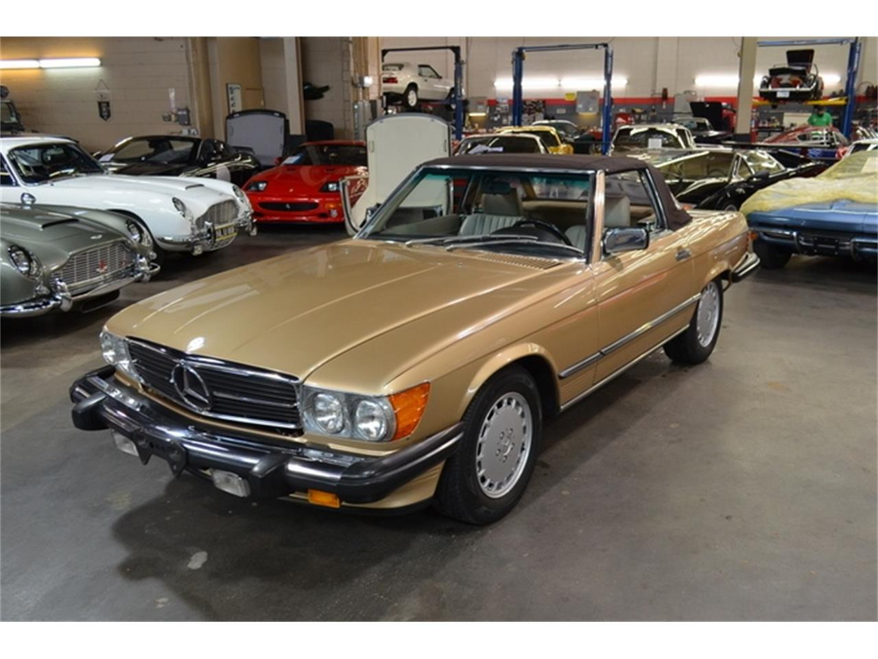 1986 Mercedes-Benz 560SL for sale in Huntington Station ...