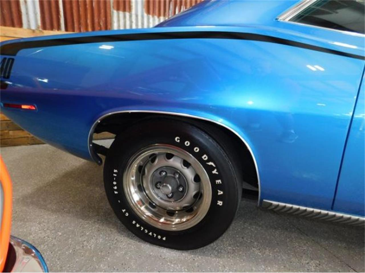 1970 Plymouth Barracuda for sale in Cadillac, MI – photo 26