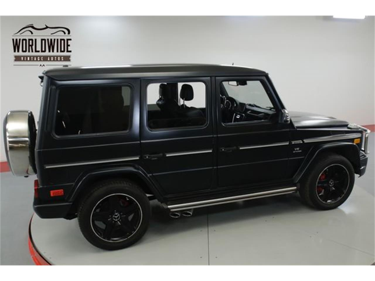 2014 Mercedes-Benz G63 for sale in Denver , CO – photo 17