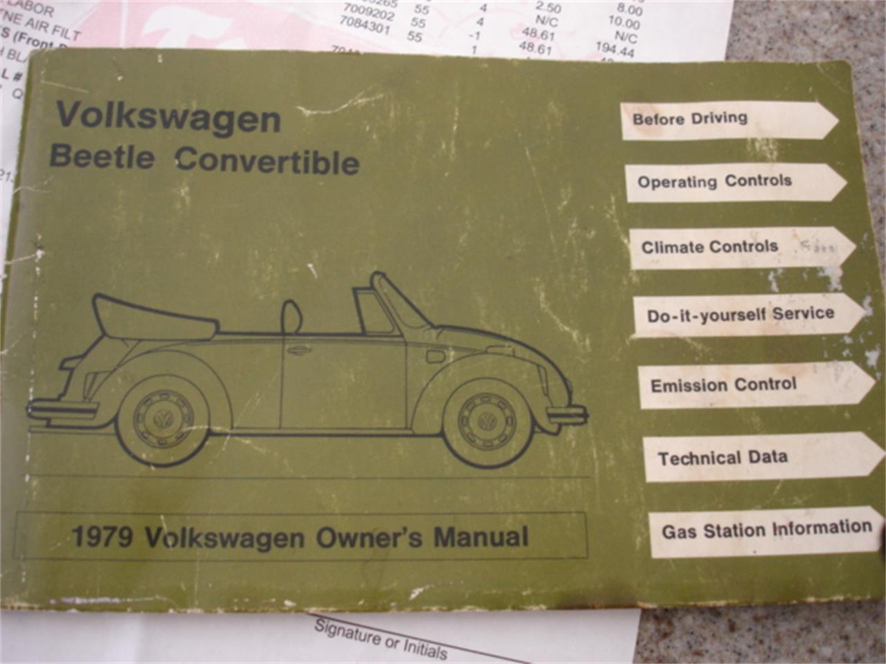 1979 Volkswagen Super Beetle for sale in Powell, OH – photo 9