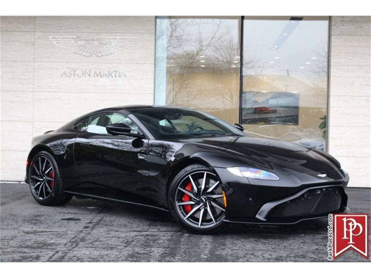 2019 Aston Martin Vantage for sale in Bellevue, WA – photo 6