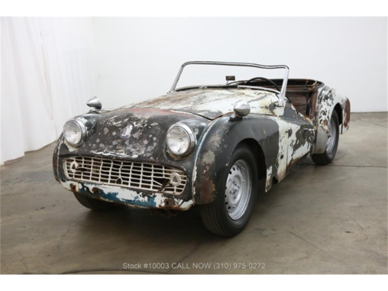 1960 Triumph TR3A for sale in Beverly Hills, CA – photo 9