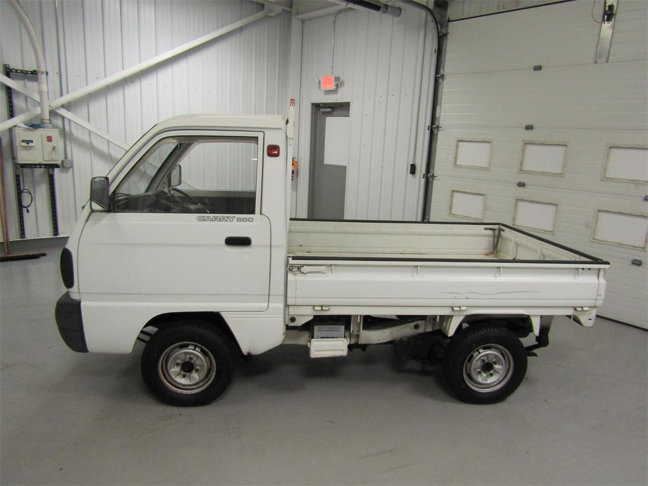 1991 Suzuki Carry for sale in Christiansburg, VA – photo 7