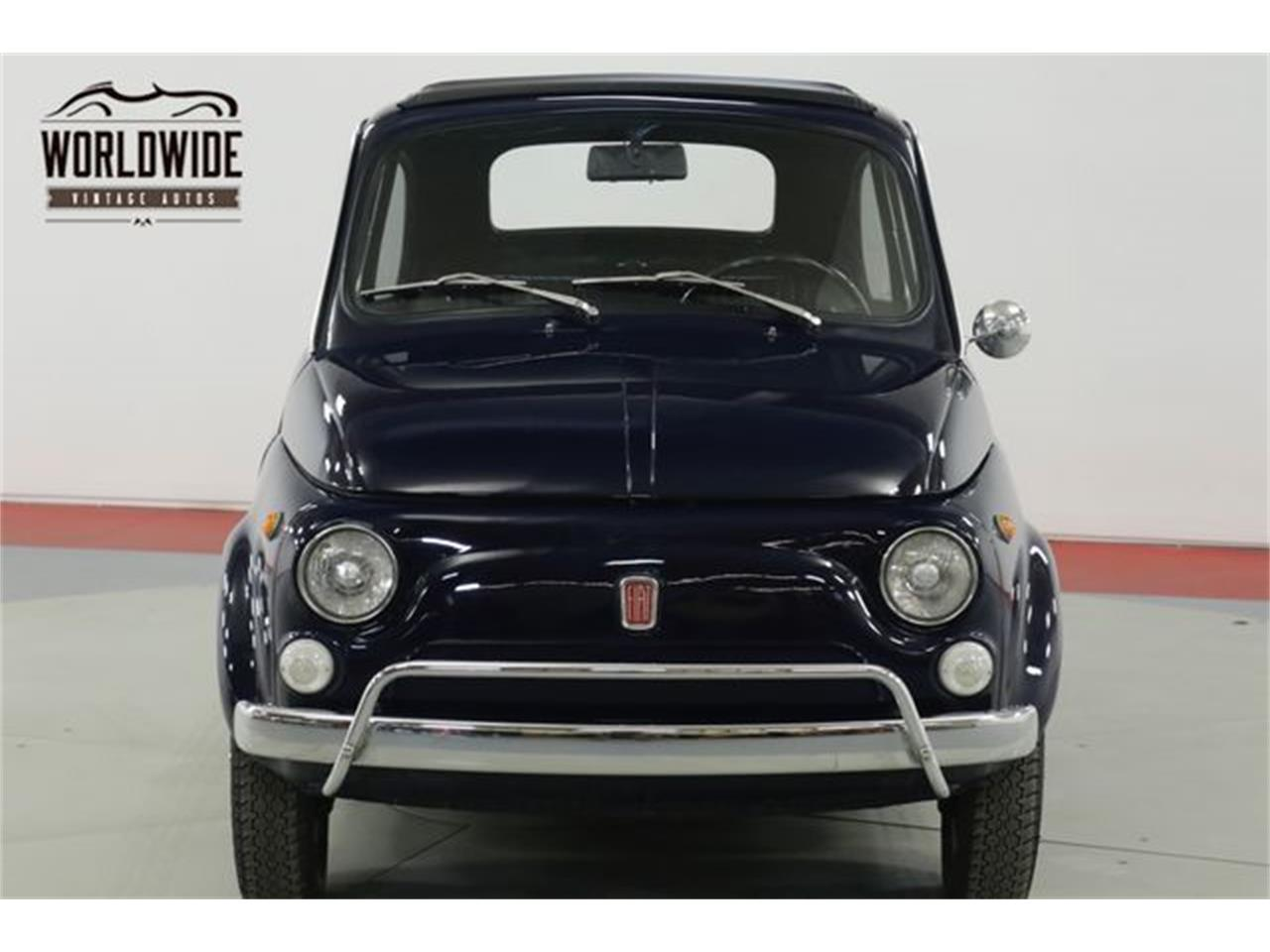 1971 Fiat 500L for sale in Denver , CO – photo 21