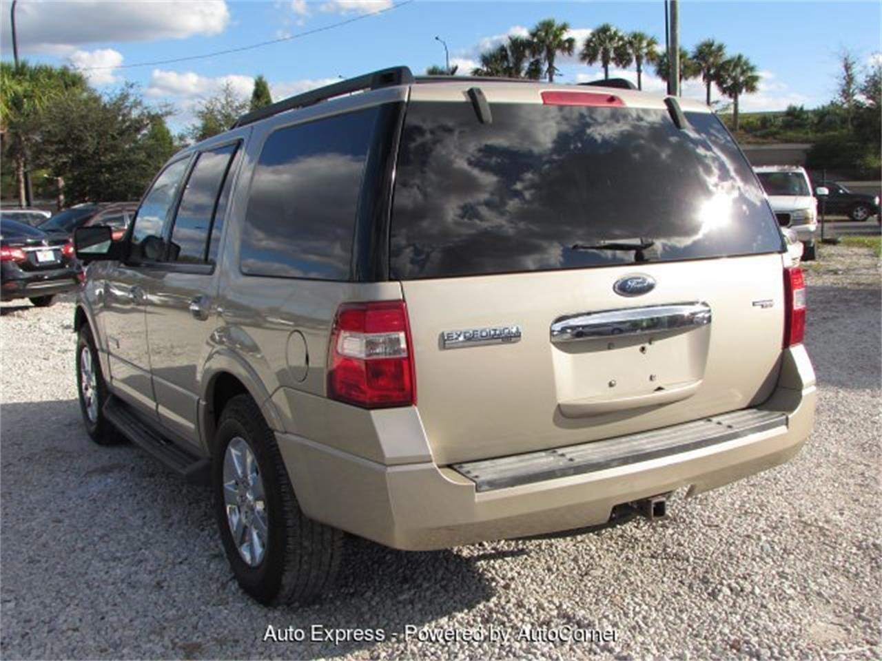 2008 Ford Expedition for sale in Orlando, FL – photo 5