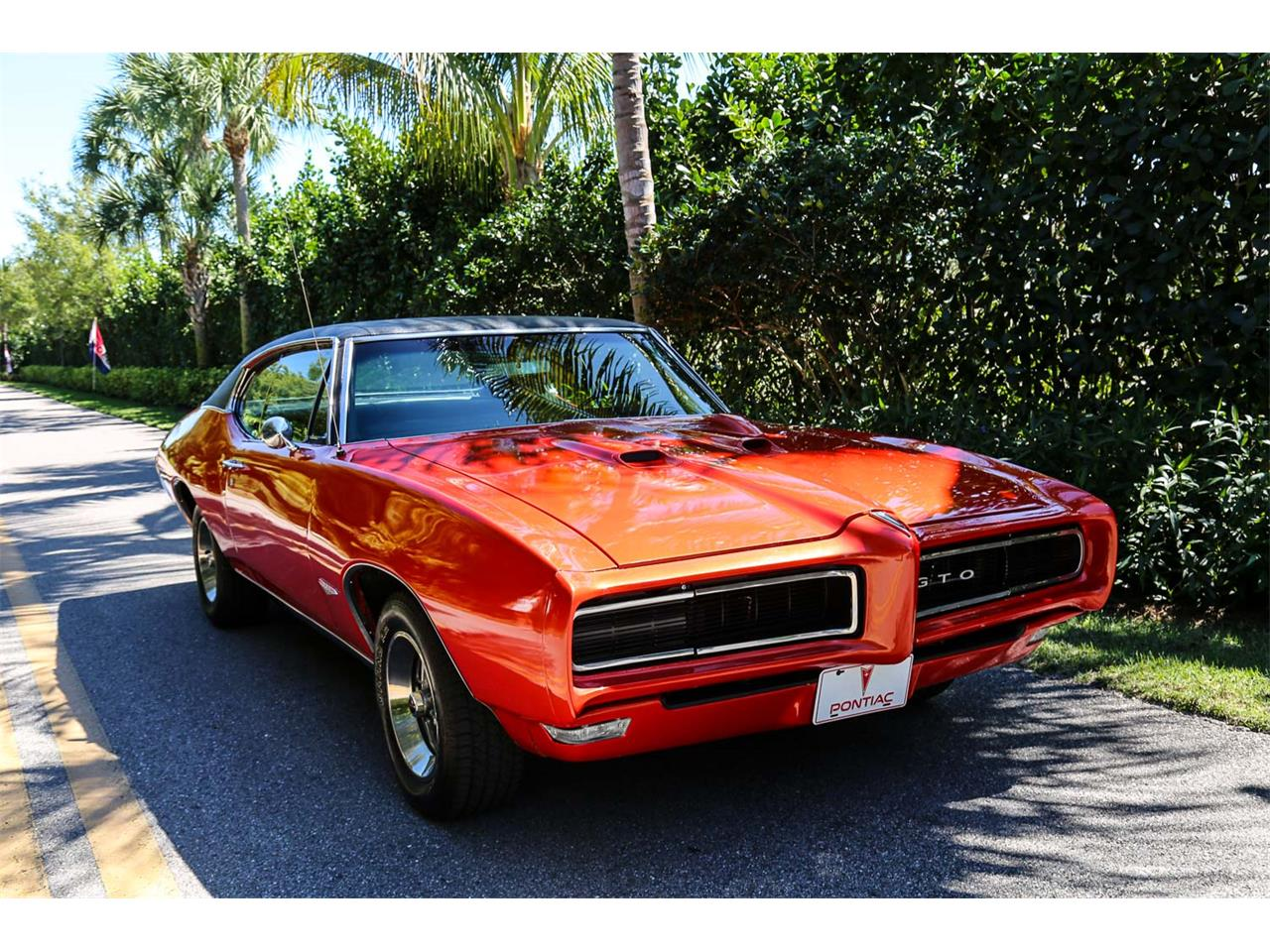 1968 Pontiac GTO for sale in Fort Myers, FL – photo 15